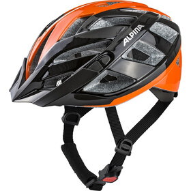 Alpina Panoma 2.0 Kask rowerowy, black-orange